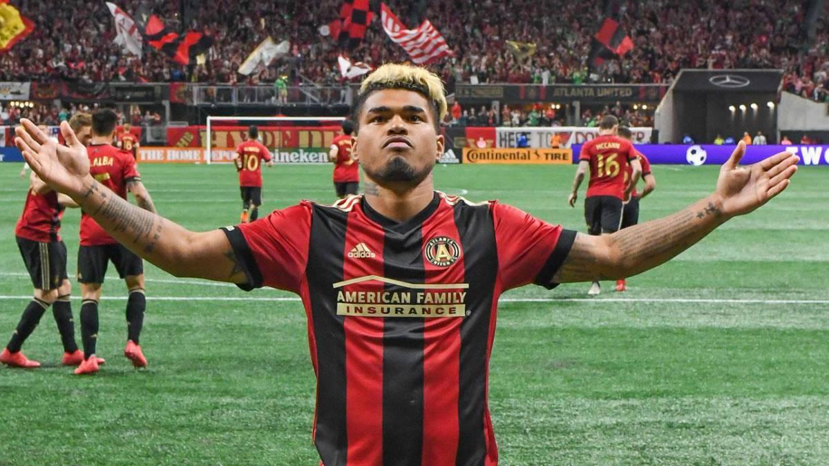 Resultado de imagen para Josef Martínez EEUU Atlanta United FC