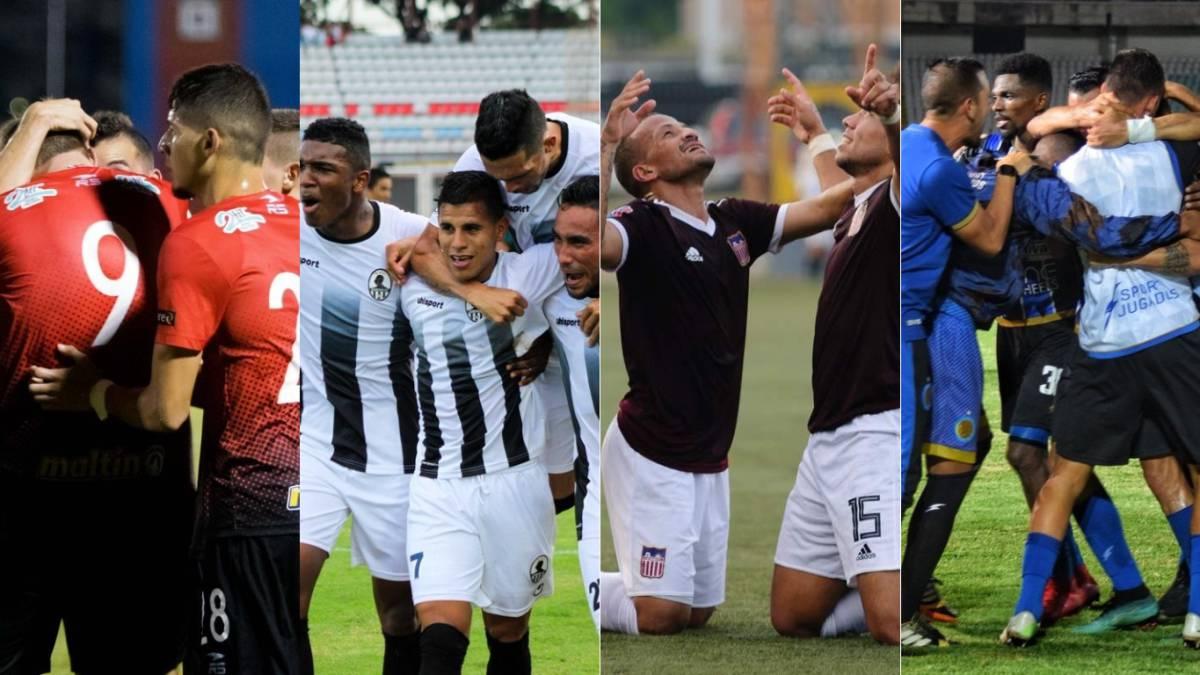 Carabobo y Mineros sellan su pase a semifinales — Apertura