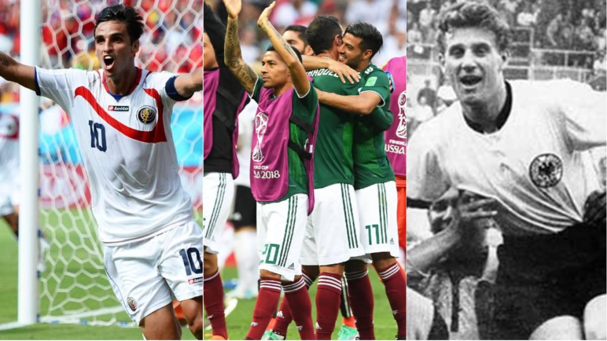 Fotos: Los mejores momentos de la victoria de México contra Alemania