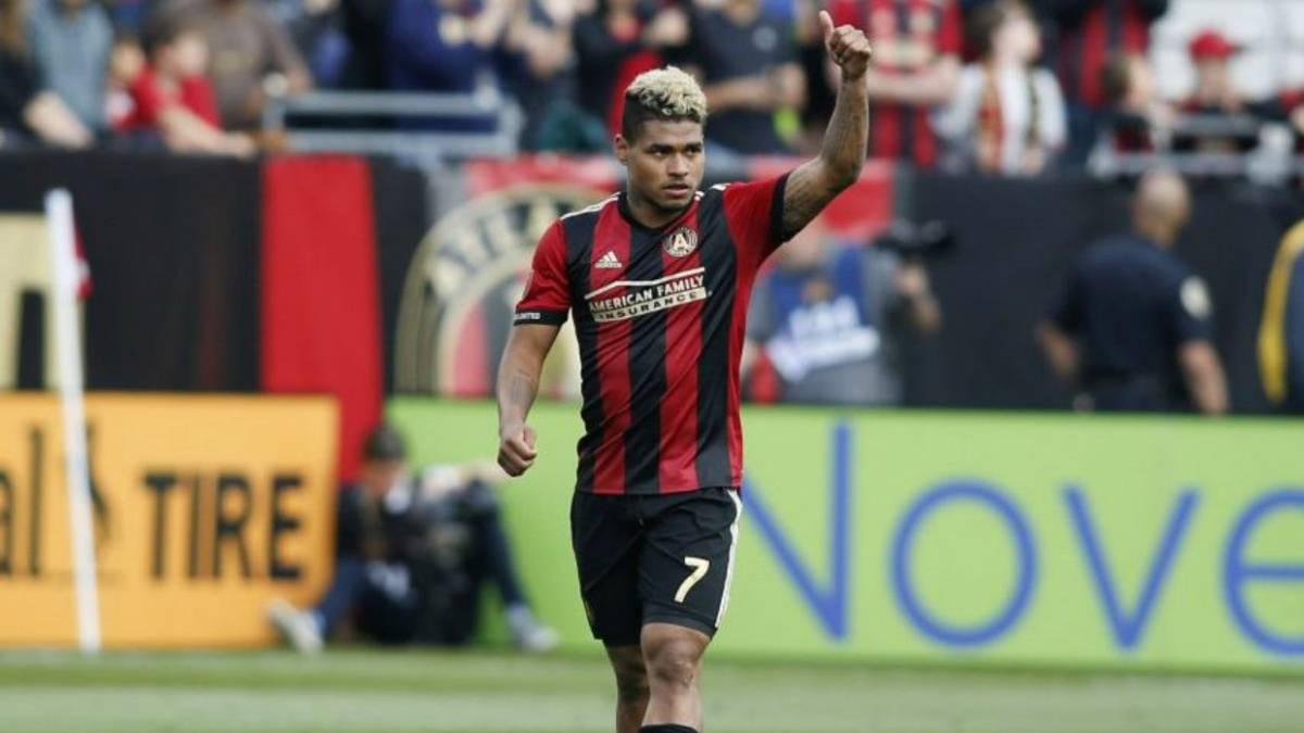 Martínez empata récord de MLS con su gol 27 — Atlanta