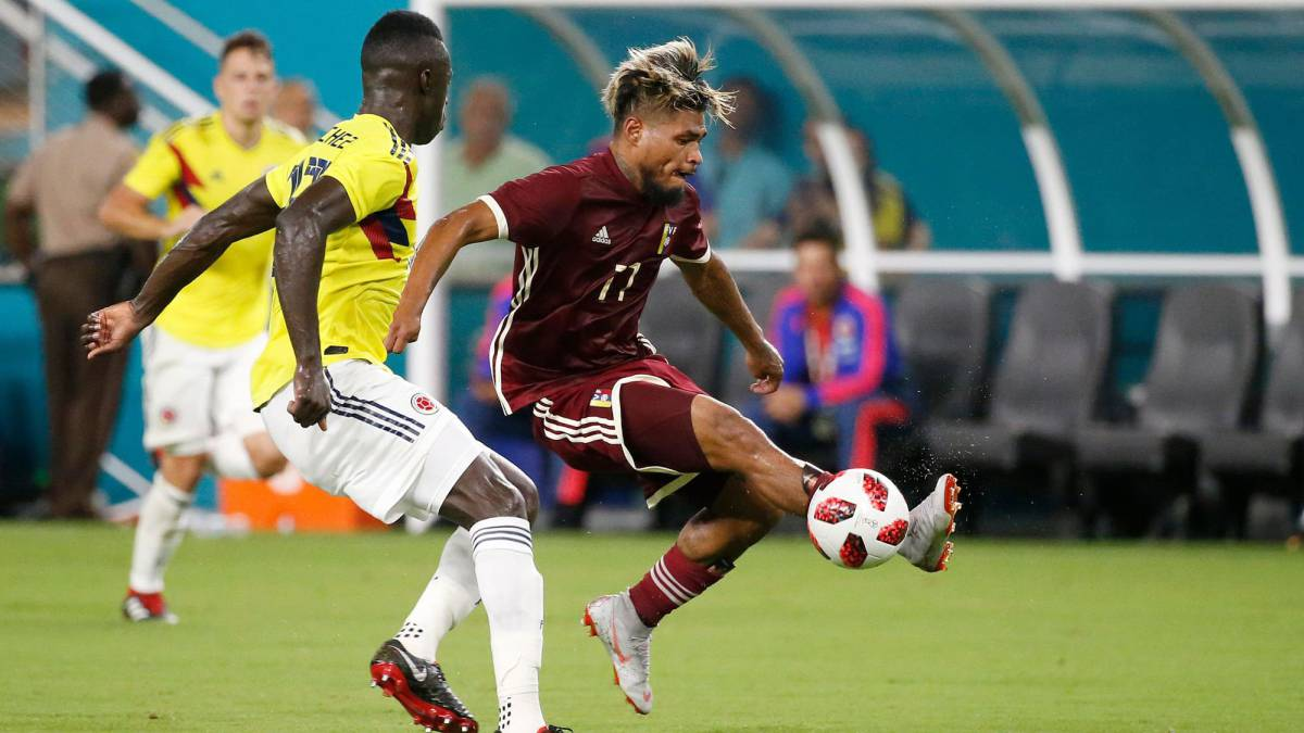 Desgaste físico produjo derrota de Venezuela ante Colombia — Dudamel