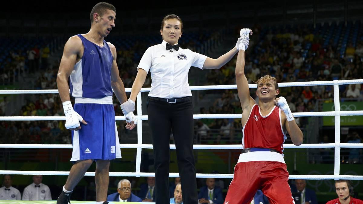 Boxeador venezolano obtiene tercera medalla olímpica del país