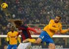 Séptima victoria consecutiva de la Juve ante el Bolonia