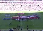 El homenaje a Mandela en las Series Mundiales de rugby 7