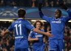 El Chelsea selló el liderato y su clasificación para octavos