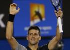 Djokovic, fácil: diez 'aces' a Lacko y 25 victorias seguidas