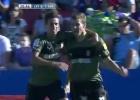 Samuele Longo, juventud y gol para la delantera granota