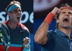 Los puntos más espectaculares de los duelos Nadal-Federer