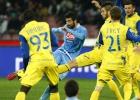 Nápoles y Chievo empatan con un gol de Raúl Albiol al final