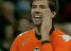 Albelda fue sancionado con dos partidos por el mismo gesto