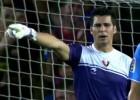 Andrés Fernández cumple 100 partidos en Primera División