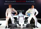El nuevo Williams con los colores de Martini