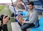Barragan comenta su gol europeo para AStv