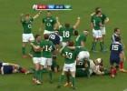 Los mejores momentos de Irlanda, campeona del torneo