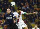 El Inter no puede con el Bolonia y vuelve a tropezar