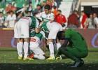 El Elche se eleva en la última jugada con un gol de Boakye