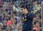 Pinto ya sabe lo que es parar tres penaltis en una tanda
