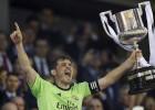 Iker Casillas agranda su palmarés y su leyenda