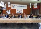 La Peña 7 de Cobeña celebró el XII aniversario