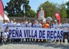 La Peña Villa de Recas conquistó Valencia
