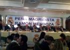 La Peña Ramón Mendoza celebró su XXVI aniversario