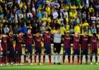El Barça se reengancha a la Liga con Tito en la mente