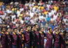 El Camp Nou despide por última vez a Tito Vilanova