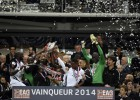 El Guingamp vuelve a conquistar la Copa de Francia