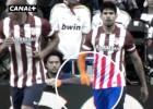 La reacción de Simeone al pedir Diego Costa el cambio
