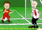 La animación más divertida e irónica de Mata y Del Bosque