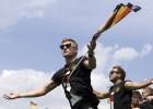 ¡Cómo se lo pasó Kroos en la celebración del Mundial!