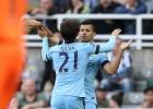 El City convence en su estreno ante el Newcastle de Pardew