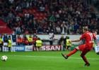 El Bayer Leverkusen no se apiada del Copenhague