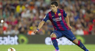 Luis Suárez podrá disputar el Clásico del Bernabéu