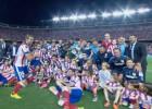 El Atleti se olvida de los viejos fantasmas ante el Real Madrid