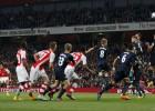 ¡Vaya golazo de falta de Alexis Sánchez ante el Southampton!
