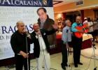 Toñín se entrega con el himno madridista de La Décima
