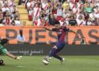 ¿Pecó de egoísta Munir al no pasar este balón a Neymar?