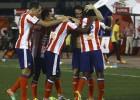 El Atlético de la India comienza goleando en la Superliga