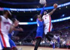 El ex del Madrid Kyle Singler brilla con los Pistons