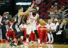 James Harden manda una aviso a los campeones de la NBA