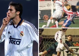 Raúl: Seven of the best from Real Madrid's legendary No. 7