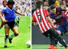 Los 'goles maradonianos' más increíbles de la historia