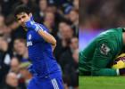 Diego Costa brilla y De Gea vuelve a salvar al Manchester