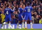 El Chelsea se da un festín ante el Tottenham en el derbi