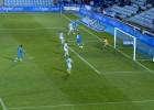 El genuino gol de tacón de Álvaro Vázquez al Eibar