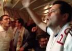 Euforia y alegría en Casablanca con el triunfo del Madrid