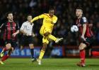 El Liverpool ganó al Bournemouth y espera rival