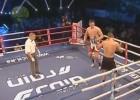 La dura derrota de Milicic en su debut en el kickboxing