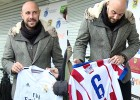 ¿Con qué camiseta se queda Pepe Reina: Madrid o Atlético?